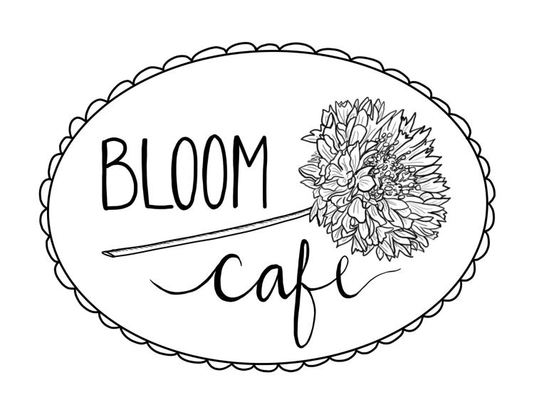 Bloom Cafe Logo